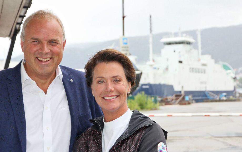 Britt Mjellem har takket ja til å bli arbeidende styreleder i Endúr Maritime. Foto: Endur