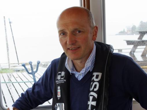 Knut Frode Eide har gått bort