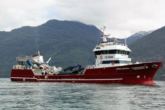 Chile court orders union to reveal details about wellboat deals