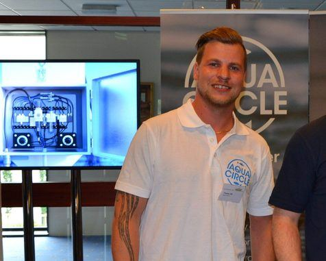 Thomas Hilt er ny daglig leder i Aquality - rykker opp i gradene