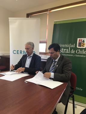 Cermaq firma acuerdo con la Universidad Austral de Chile