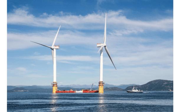 Havvind kan bli milliardindustri for Norge