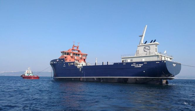 Ronja Vest becomes 24th wellboat in Sølvtrans fleet