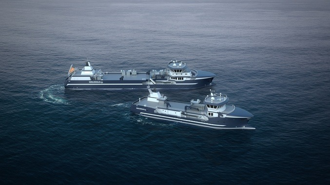 Hydroniq clinches order for biggest-ever wellboat