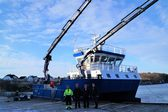 Folla Maritime Service med ny oppdrettskatamaran