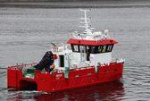 Flokenes Fiskefarm styrker flåten med ny katamaran