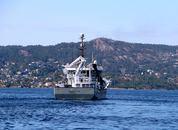 <p>Etter noen dager i Bergen b&aelig;rer det igjen ut &nbsp;p&aring; jakt etter nordsj&oslash;silda. Foto: Andrea B&aelig;rland</p>