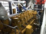 <p>Med ny hovedmotor fra Caterpillar er &ldquo;Johan Hjort&rdquo; blitt hybrid&rdquo;. Foto: Andrea B&aelig;rland</p>
