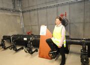 <p>Liv Kari Eskeland, som sitter i Stortingets Energi- og milj&oslash;komite for H&oslash;yre, mener merden er et viktig bidrag i &aring; svare p&aring; n&aelig;ringens utfordringer. Foto: P&aring;l Mugaas Jensen/Kyst.no</p>