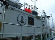 <p>Havforskningsfart&oslash;yet eies av Universitetet i Bergen og drives av Havforskningsinstituttet.&nbsp;</p>