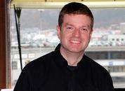 <p>Kaptein Sofus Petersen har jobbet seks år i Skansi Offshore. Foto: Andrea Bærland</p>