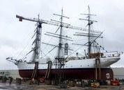 <p>Foto: Damen Shiprepair Harlingen</p>