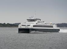 MS «Fjorddronningen»