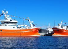 MS «Torland» og MS «Tor-ön»