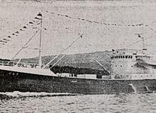 MS «Endre Dyrøy»