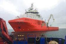 M/S «SEABED SUPPORTER»