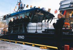 Ny båt for Fiskeridirektoratet