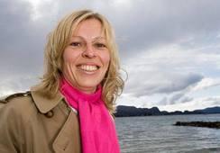 Gunvor Ulstein  overekkes WISTA-prisen  på Haugesundkonferansen