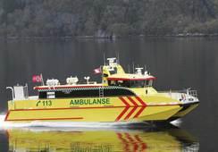 Buksèr og Berging vant ambulanse-kontrakt