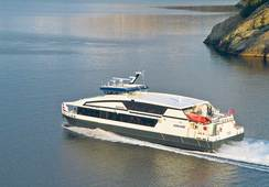 Lukrativ ekspressbåtrute ut på nytt anbud