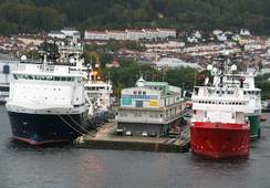 Bergen Havn blir aksjeselskap