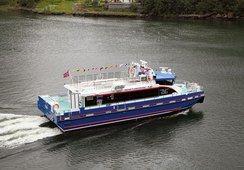 Florø Skyssbåt kjøper MS «Rygerøy»