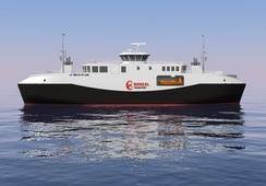 Boreal Transport kontraherer ferger ved Fiskerstrand