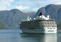 Store inntekter fra cruise