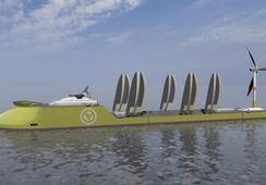 Nei til oppdrett i verdens største skip