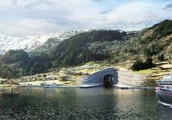 Regjeringen fullfinansierer Stad Skipstunnel