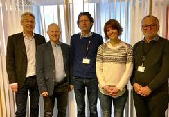 Boreal signerer tre fergestrekninger i Hordaland