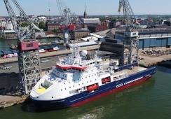 To av fire russiske isbrytere levert fra Archtech