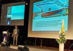 Noreg kan få verdas fyrste hydrogendrivne cruiseskip