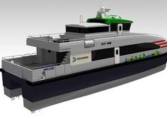 Hurtigbåtene sikrer GS Marine arbeid et år frem i tid
