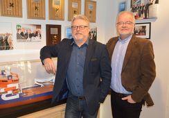 Norsk Fiskeoppdrett kjøper Skipsrevyen