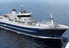 Hav Line Vessels hybride slaktebåt får Corvus batterilagringssystem