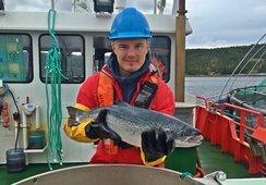 - Har jobbet hardt for å sikre fiskehelsebiologenes forskrivningsrett