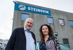 Martha Kold Bakkevig blir ny administrerende direktør i Steinsvik Group