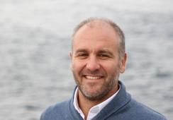 Matias Medina er ny direktør for forskning og teknologi i AquaGen