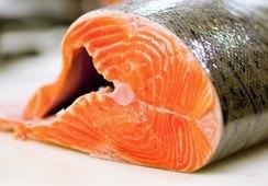Repunte en el precio de salmón noruego