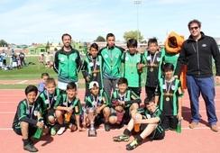 """Puerto Natales: """"Comercio de Ushuaia"""" se llevó copa del campeonato Australis"""
