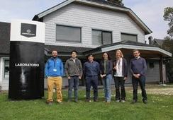 Investigadores especialistas en Caligus visitan Marine Harvest Chile