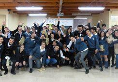 Culmina exitoso programa de mentoría a estudiantes