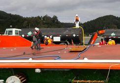 Extracción de hidrocarburos de wellboat Seikongen alcanza 27 m³