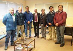 SalmonChile se reúne con alcaldes de la Araucanía y Los Lagos