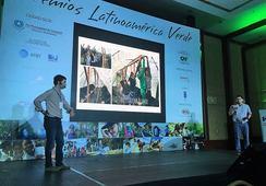 Proyecto de Blumar destacó en el mayor evento medioambiental de Latinoamérica