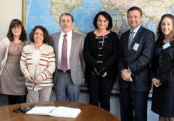 Sernapesca y FDA estrechan relación para fortalecer trabajo conjunto con EE.UU.