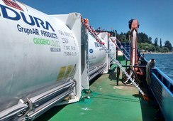 Indura presenta actualización de sistema para oxigenación