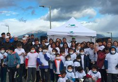 Puerto Natales: Australis realiza limpieza de playas