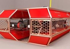 Mariscope presenta nuevo modelo de ROV